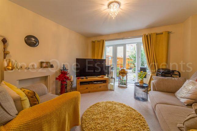 Thumbnail Town house for sale in Stonebridge Park, Croesyceiliog, Cwmbran
