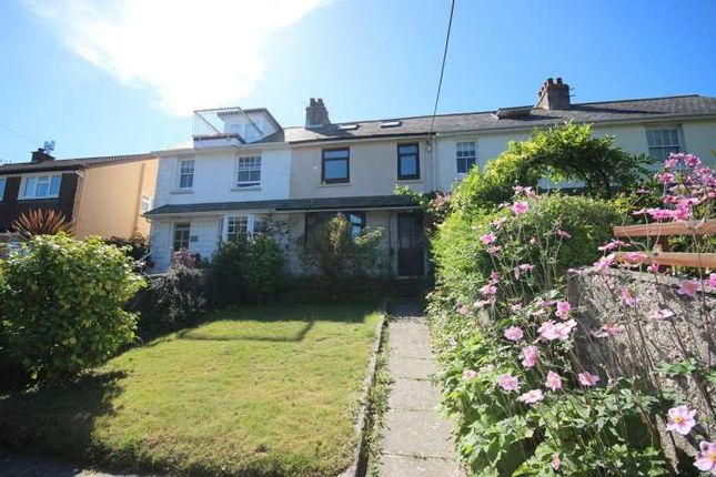 Thumbnail Terraced house for sale in Bonaventure Road, Salcombe