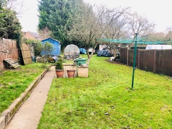 Garden of Morcom Road, Dunstable, Bedfordshire LU5
