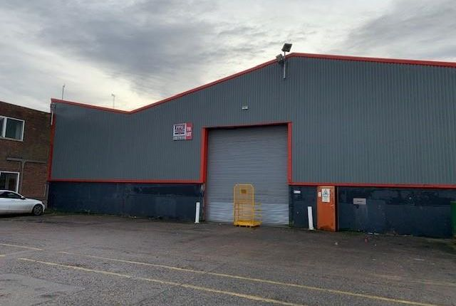 Thumbnail Light industrial to let in Unit C/D, Grimsby West, Birchin Way, Grimsby, North East Lincolnshire