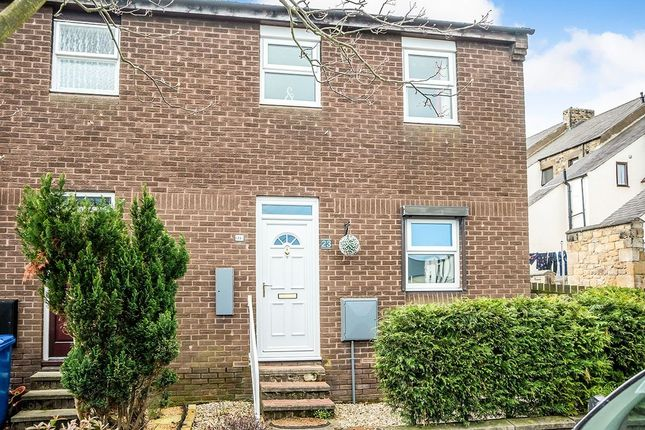 2 bed semi-detached house for sale in The Maltings, Alnwick