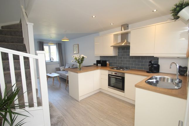 Thumbnail Town house for sale in Sandon Mount, Hunslet, Leeds