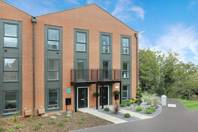 Thumbnail Town house for sale in Abbey Meadows, Off Abbey Park Road, Leicester