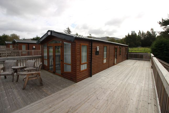 Thumbnail Lodge for sale in Loch Ness Lodge Retreat, Fort Augustus, Highland