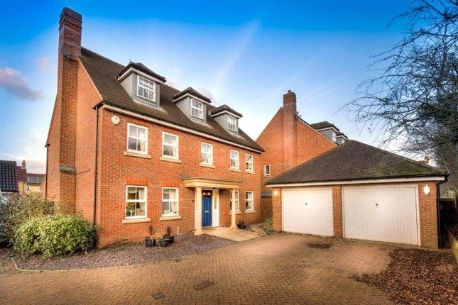 Thumbnail Detached house for sale in Harvest Fields, Brewers End, Takeley, Bishop's Stortford