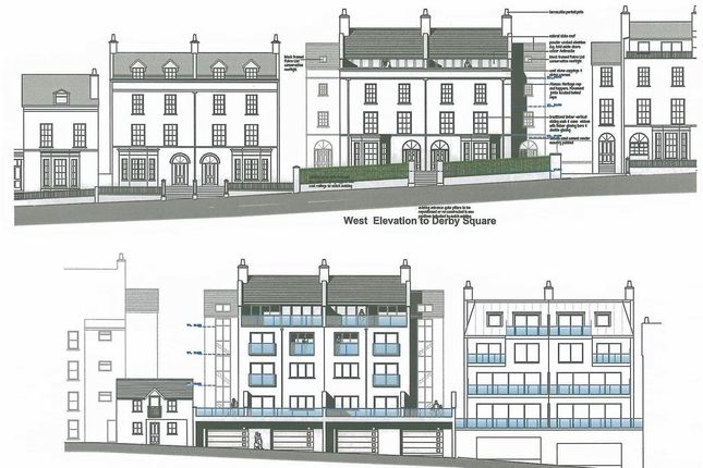 Thumbnail Land for sale in Derby Square, Douglas, Isle Of Man