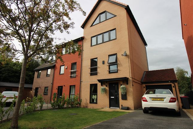 6 bed terraced house for sale in Marvell Way, Wath-Upon-Dearne, Rotherham S63