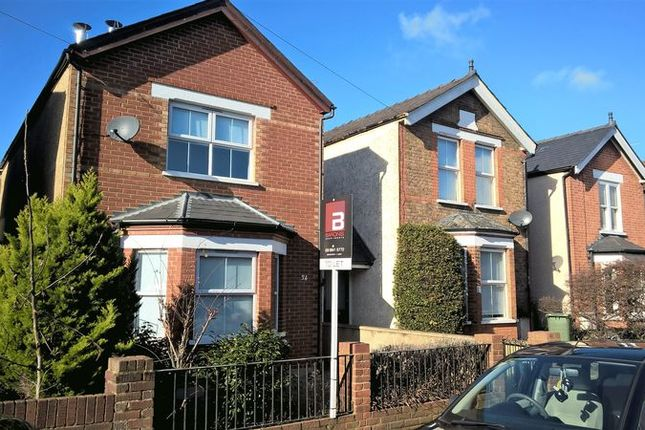 Thumbnail Detached house to rent in Langton Road, West Molesey