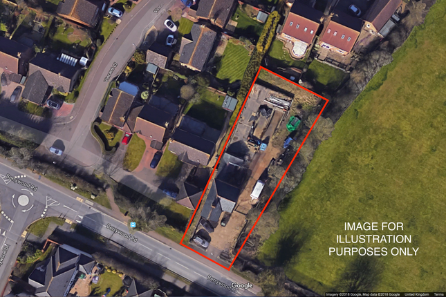 Thumbnail Land for sale in Berrywood Road, Duston, Northampton