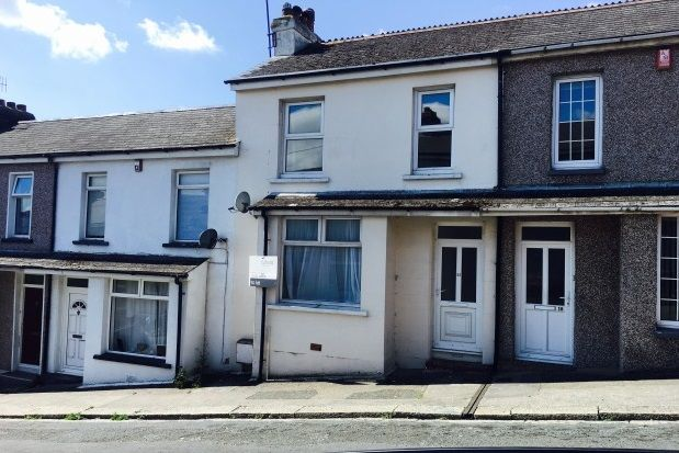 Thumbnail Property to rent in Eliot Street, Weston Mill, Plymouth