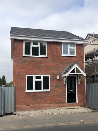 Detached house in  Plot  Warwick New John Street  Halesowen  West Midlands  Birmingham