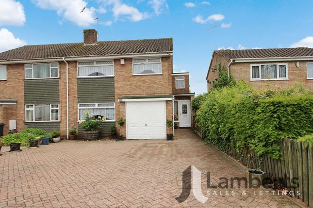 4 bed semi-detached house for sale in Forge Mill Road, Redditch B98