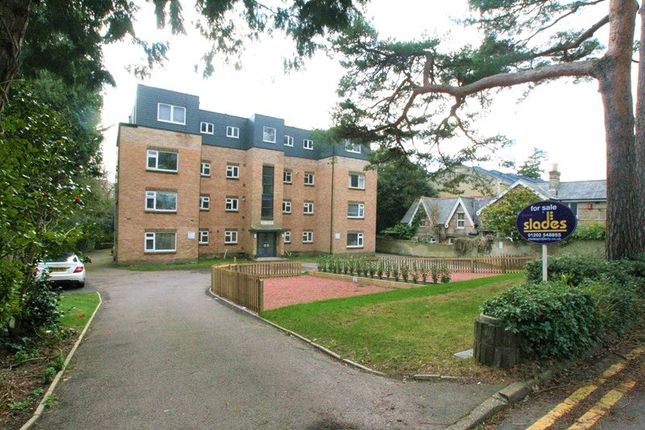 Thumbnail Flat for sale in Valcourt, 18 Branksome Wood Road, Bournemouth, Dorset