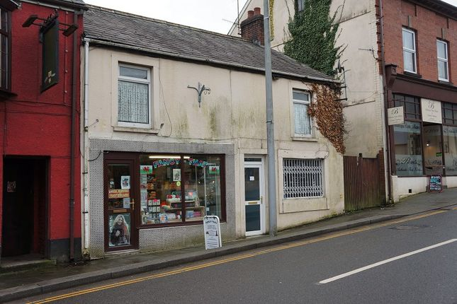 Thumbnail Terraced house for sale in Herbert Street, Pontardawe, Swansea.
