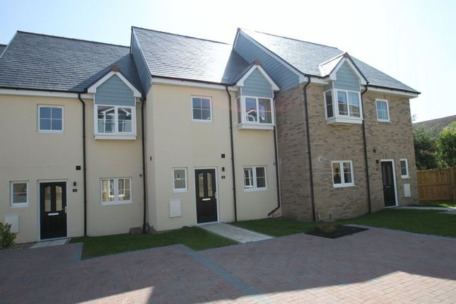 Terraced house for sale in Tayberry Close, Newport