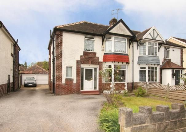 3 bed semi-detached house for sale in Greenhill Avenue, Sheffield, South Yorkshire
