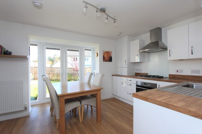 Kitchen / Diner of 4 Dunrobin Grove, Ness Castle, Inverness IV2