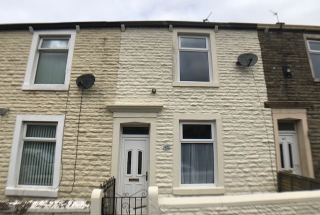 Thumbnail Terraced house to rent in Robert St, Accrington