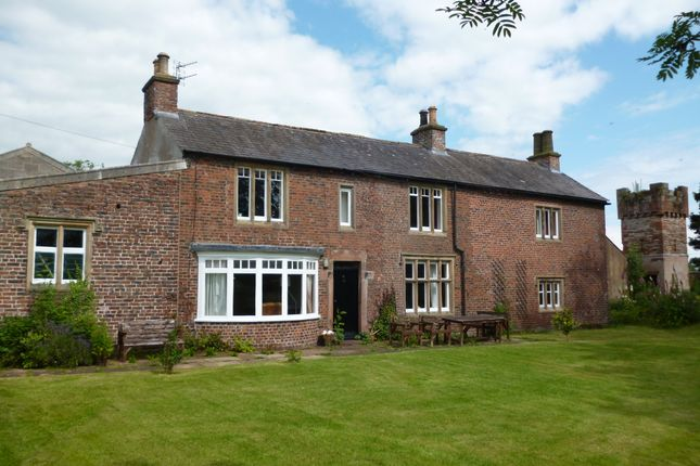Thumbnail Detached house to rent in Rickerby, Carlisle