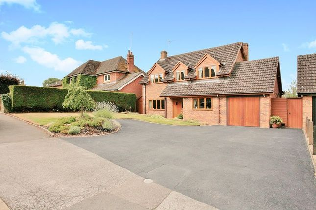 Thumbnail Detached house for sale in Frog Lane, Upper Boddington, Daventry