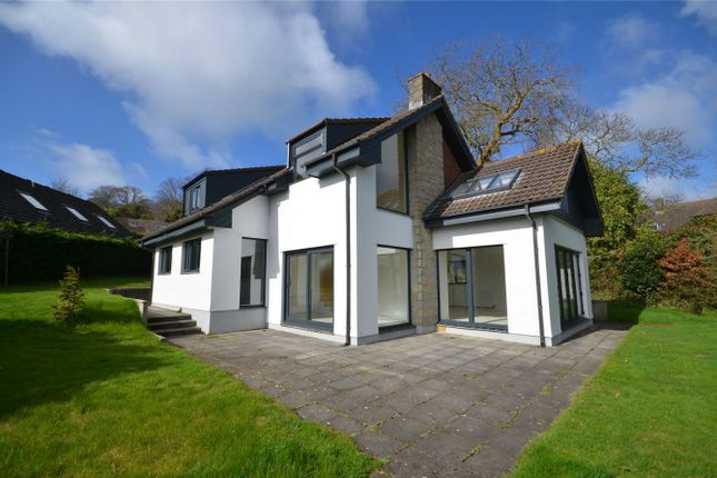 Thumbnail Detached house for sale in The Spires, Truro, Cornwall