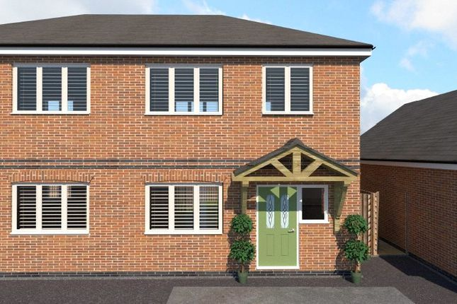 Thumbnail Semi-detached house for sale in Melwood Close, Penyffordd, Chester