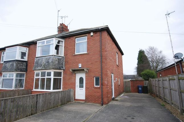Thumbnail Flat to rent in Warrington Road, Fawdon, Newcastle Upon Tyne