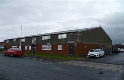 Thumbnail Light industrial for sale in Unit 7 / 8, Bracewell Avenue, Poulton Business Park, Poulton Le Fylde