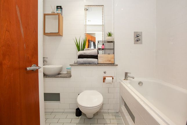 Bathroom of Albion Works, 12 Pollard Street, Manchester, Greater Manchester M4