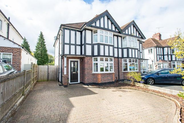 Thumbnail Semi-detached house for sale in Beverley Road, Bromley
