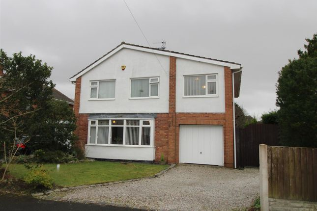Thumbnail Detached house for sale in St. Lukes Drive, Formby, Liverpool