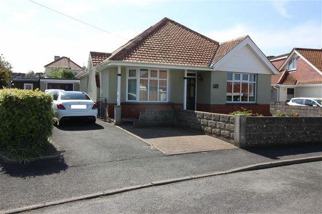 Thumbnail Detached bungalow for sale in Crescent Avenue, Sticklepath, Barnstaple