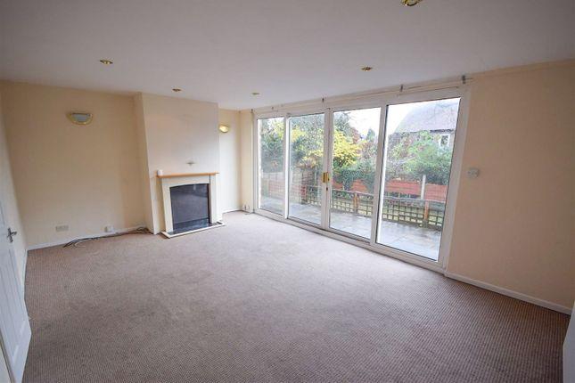 Living Room of Burnham Close, Cheadle Hulme, Cheadle SK8