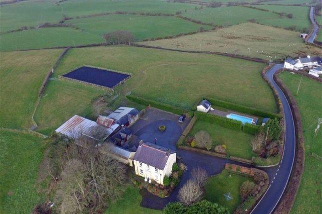 Thumbnail Farm for sale in Aberystwyth, Ceredigion