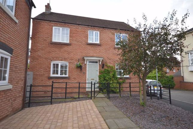Thumbnail Detached house for sale in Caldon Way, Stone