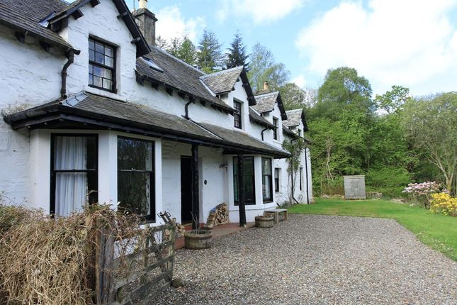 Thumbnail Detached house to rent in South Loch Earn Road, St Fillans