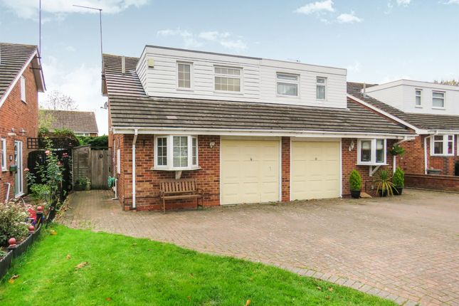 Thumbnail Semi-detached house for sale in Kingscote Close, Church Hill North, Redditch