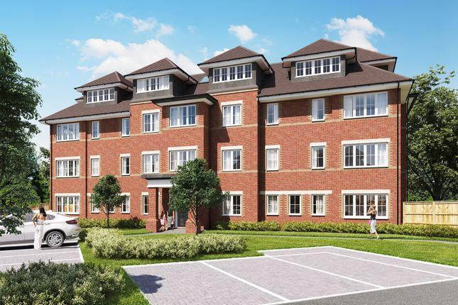 1 bedroom triplex for sale in Hobbs Close, West Byfleet