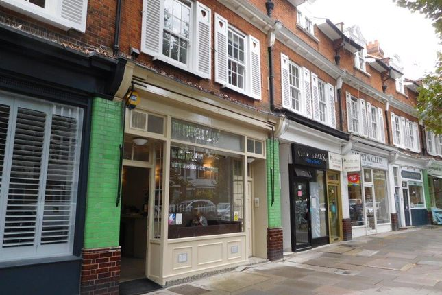 Thumbnail Retail premises for sale in Fauconberg Road, London