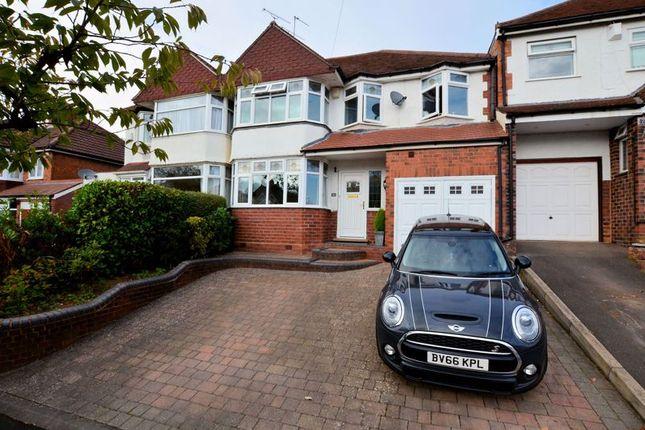 Thumbnail Semi-detached house for sale in Oak Road, Oldbury