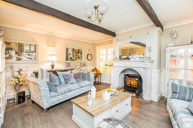 Living Room of Whitehill Cottages, Whitehill Drive, Halifax, West Yorkshire HX2