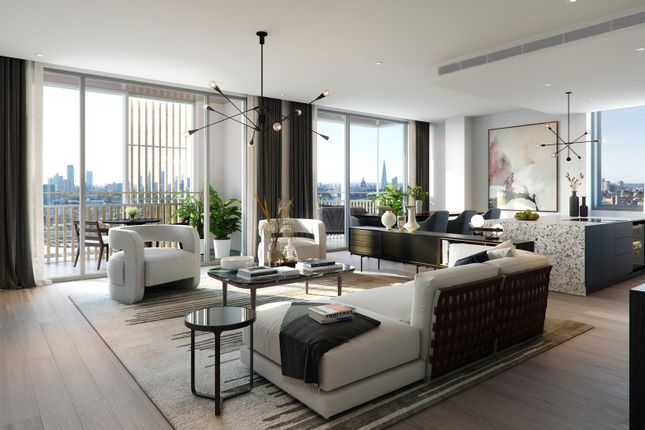 Thumbnail Flat for sale in Skyline Collection At Grand Central Apartments, Kings Cross