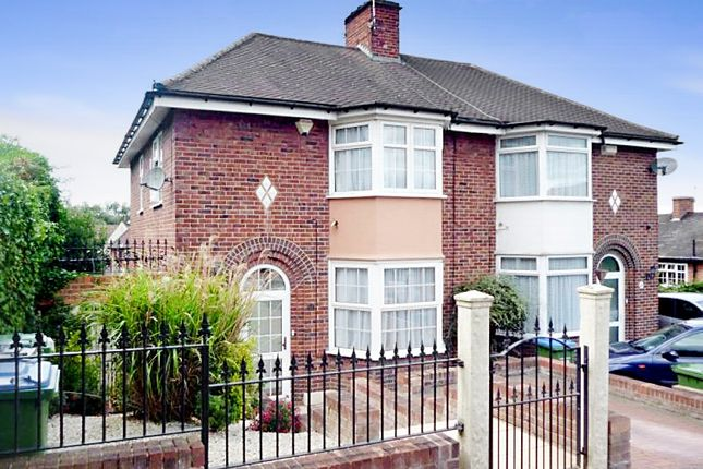 Thumbnail Semi-detached house to rent in Shornells Way, Abbey Wood