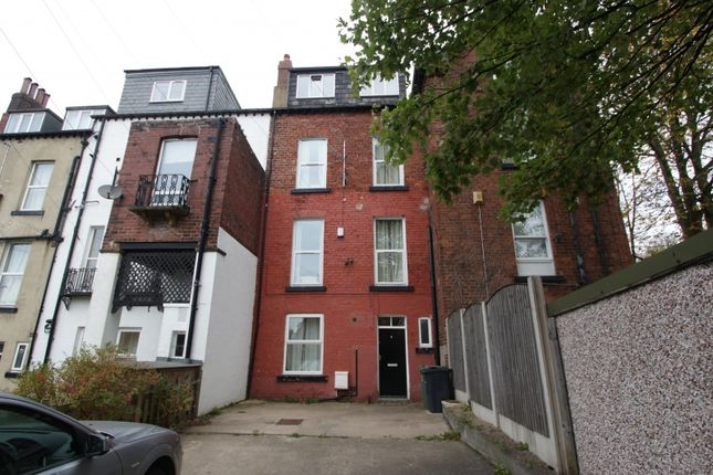 Thumbnail Terraced house to rent in Norwood Mount, Hyde Park, Leeds