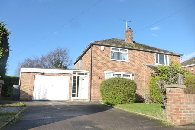 Thumbnail Semi-detached house for sale in Denton Road, Norwich