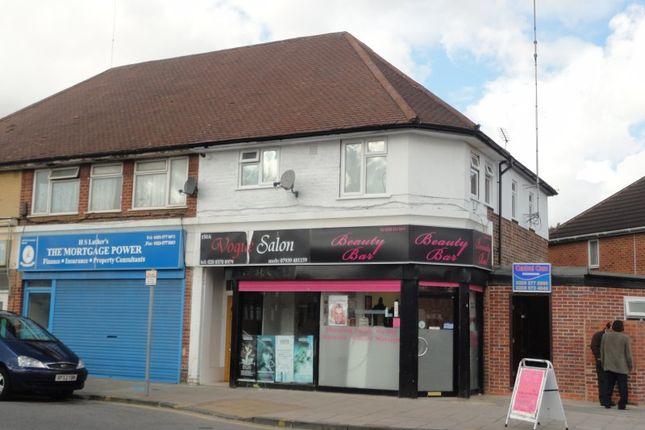 Thumbnail Flat to rent in The Crossways, Heston