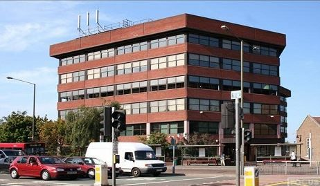 Thumbnail Office to let in Northside House, Tweedy Road, Bromley, Kent