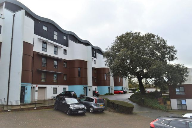 Thumbnail Flat to rent in Explorer Court, Plymouth