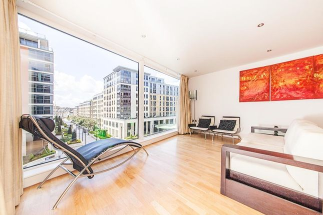 2 bed flat to rent in Chelsea Vista, Imperial Wharf, London