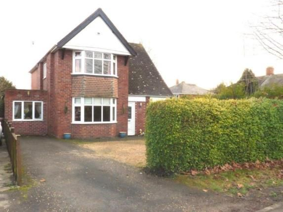 Thumbnail Detached house for sale in Hillview Avenue, Brockworth, Gloucester, Gloucestershire